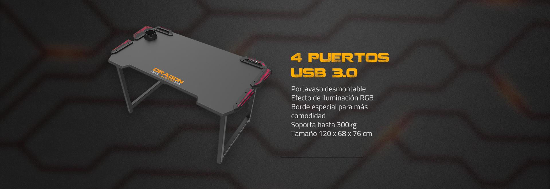 Mesa GT-005 Gaming - Flyer: 1
